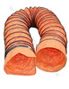 Ventilator hose dia 205mm/10Mtr.