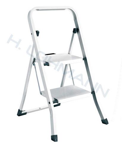 trittleiter 2 stufen 46cm h lohmann schiffs und industriebedarf e k. Black Bedroom Furniture Sets. Home Design Ideas