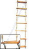 Embarkation ladder 9m 27 wood steps
