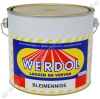 Epifanes Werdol  red lead 2l