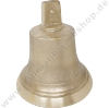 Bell brass 30cm rough