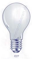 Glühl  24V/28V 60W / 750Lm E27