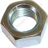 Self-locking hexagon nuts M 10 DIN 985