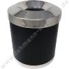 Paper basket steel 15ltr. d=25cm, h=34cm