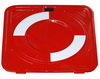 Life buoy wall casing