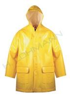 Rain coat size 1 (M) 50/52 yellow