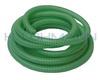 """Spiralschlauch grün/transp.  NW75  3"""""""