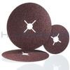 Abrasive fibre disc 115x22 G60