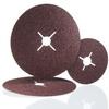 Abrasive fibre disc 125x22 G16