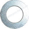 Washers DIN 125 KP A3.2mm galv.