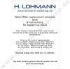 Water optimizer schedule booklet