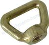 Bow nut brass DIN 80704  M10