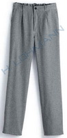 Cook's trousers size 52 black/white cheq