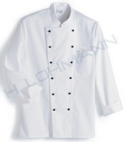 Cook's jacket size 56 white