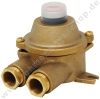 HNA cast brass Push button 0=