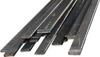 Steel flat bar 50x5mm L=6m