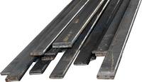 Steel flat bar 30x8mm L=6m