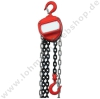 Chain Hoist 1,0t 3m-lift non spark