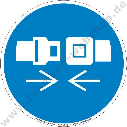 imo symb fasten seat belt 15x15cm h lohmann schiffs und industriebedarf e k. Black Bedroom Furniture Sets. Home Design Ideas