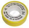 Sealing tape 12mm 0,10mm x 12mtr.