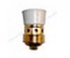"Lampholder brass E40 (3/8""IG)"