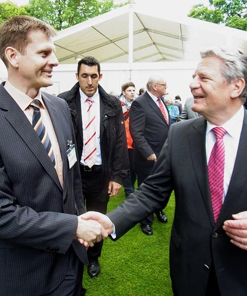 Gauck Umwelttag