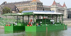 Budapest - Anno Ship - Tanker Port